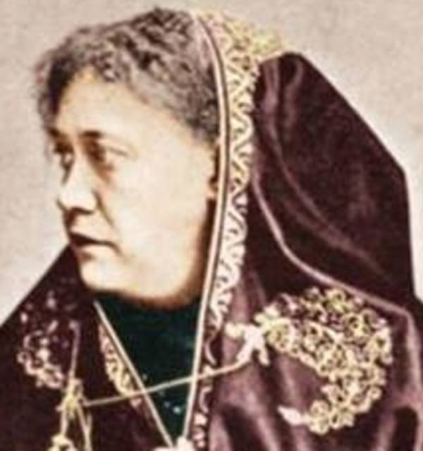 Hpblavatsky colour