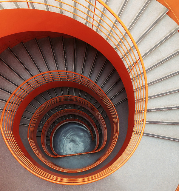 Maxime lebrun unsplash spiral scaled