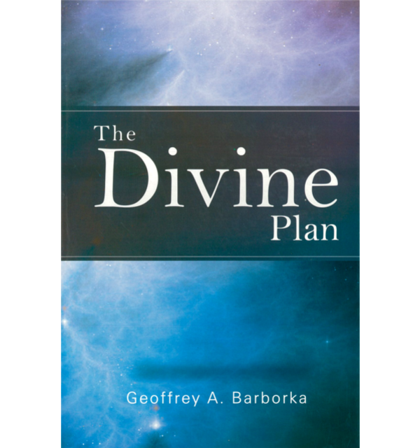 Barborka the divine plan white bg