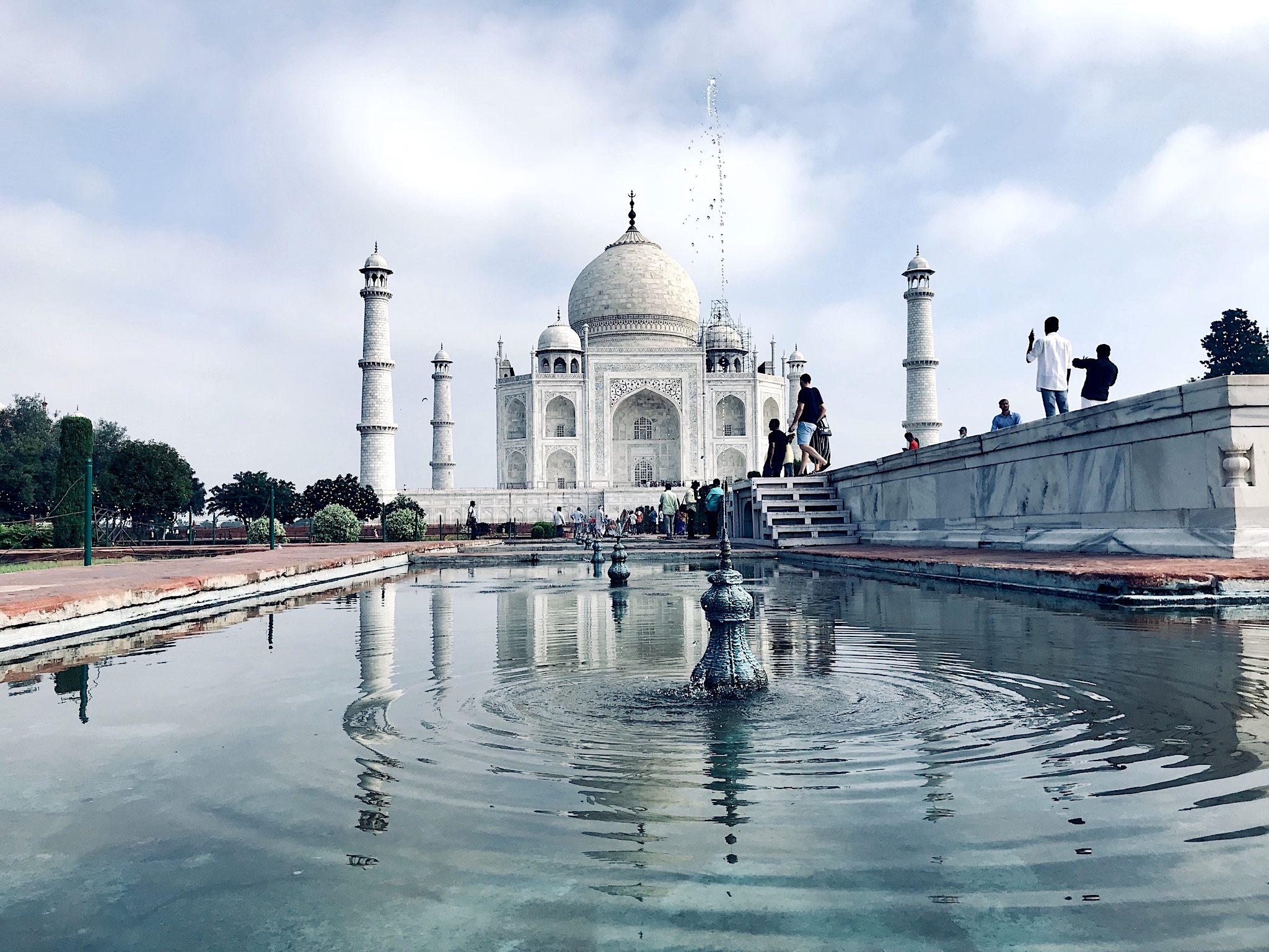 A guide to visiting the Taj Mahal, in Agra, India