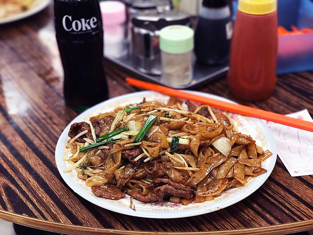 Stir-fry Beef Noodles