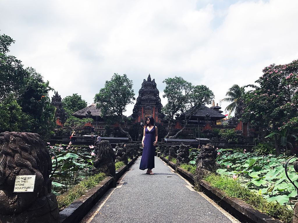 Water Palace at Ubud