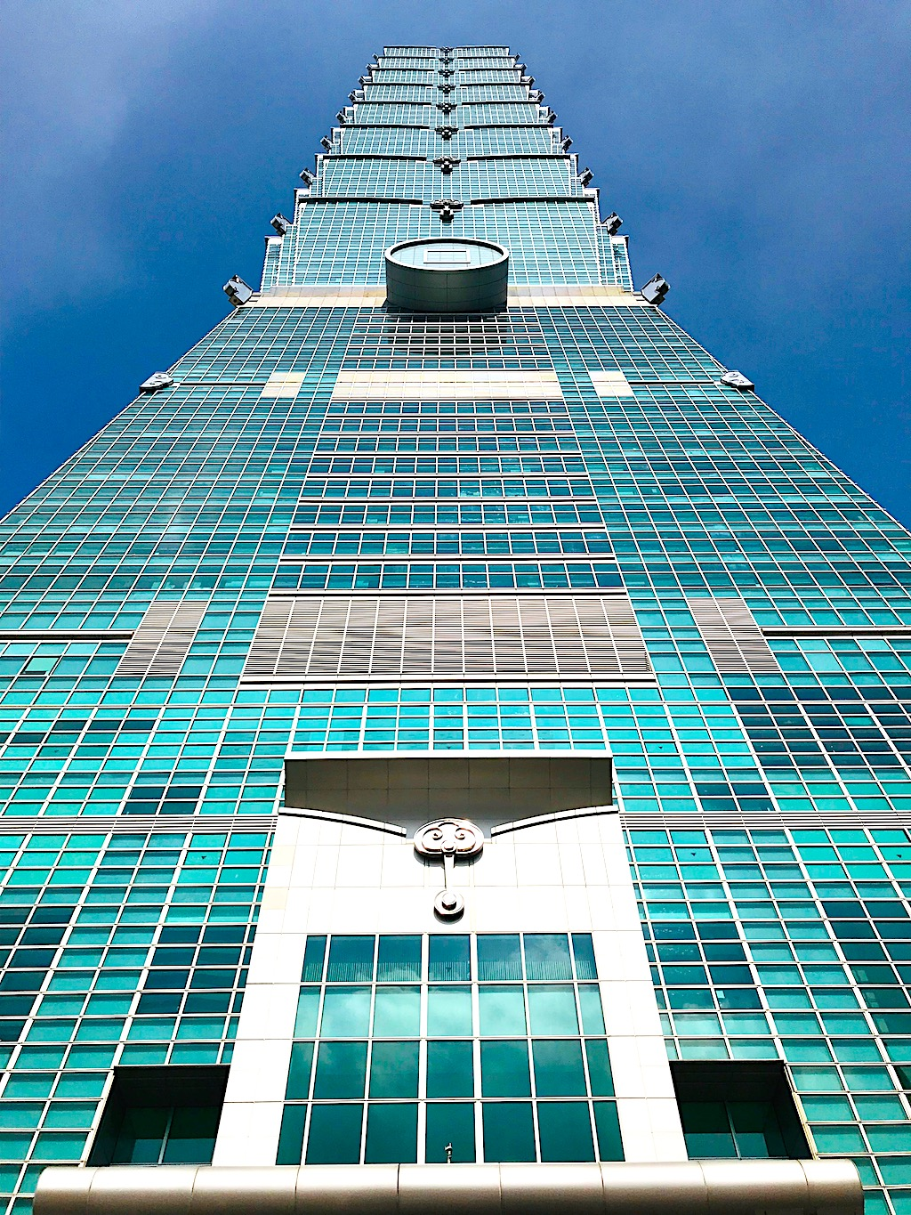 Taipei101 from the outside
