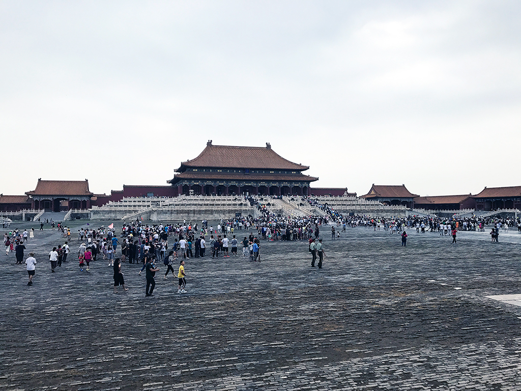 Taihedian at Forbidden City