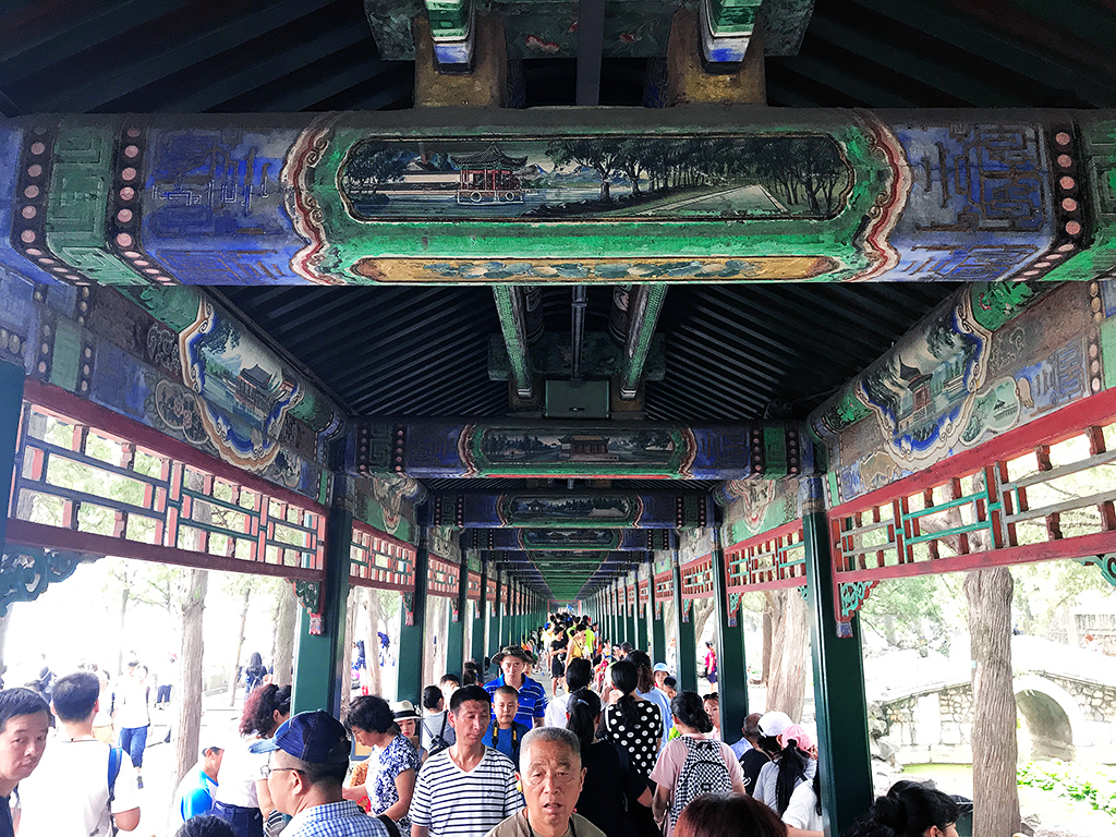 Summer Palace architecture
