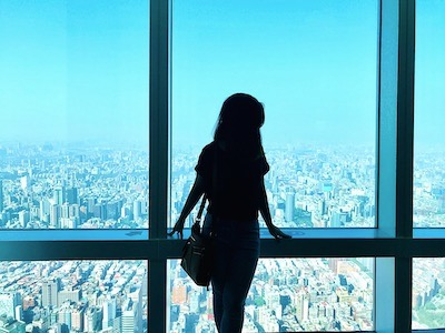 Our experience at Taipei101, the tallest building in Taiwan: a review