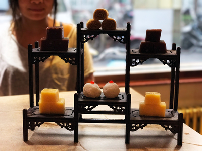 Top 5 Beijing traditional sweets you must try