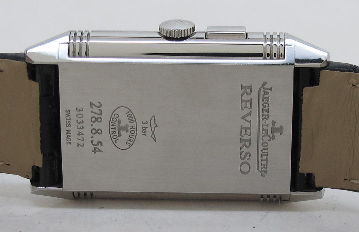 Jaeger LeCoultre ref Q3788570 Steel Manual 1931 Tribute ...