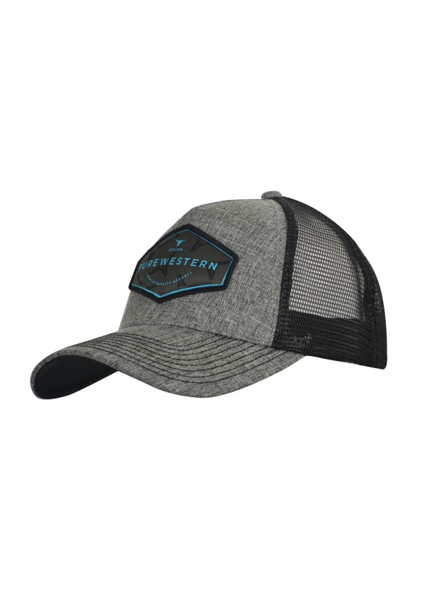 MENS JAMES TRUCKER CAP