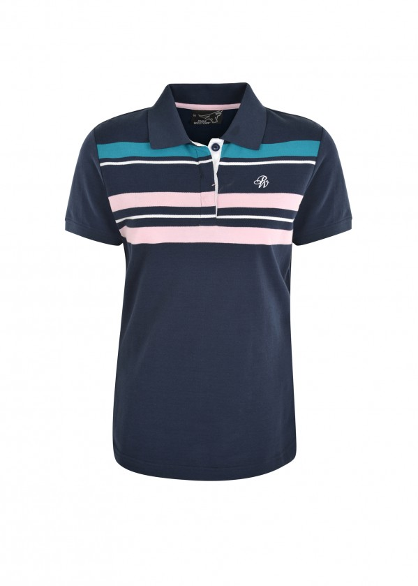 WOMENS BECCY S/S POLO