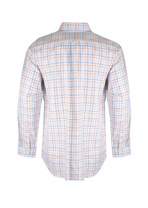 MENS CENTENARY 2-PKT L/S SHIRT