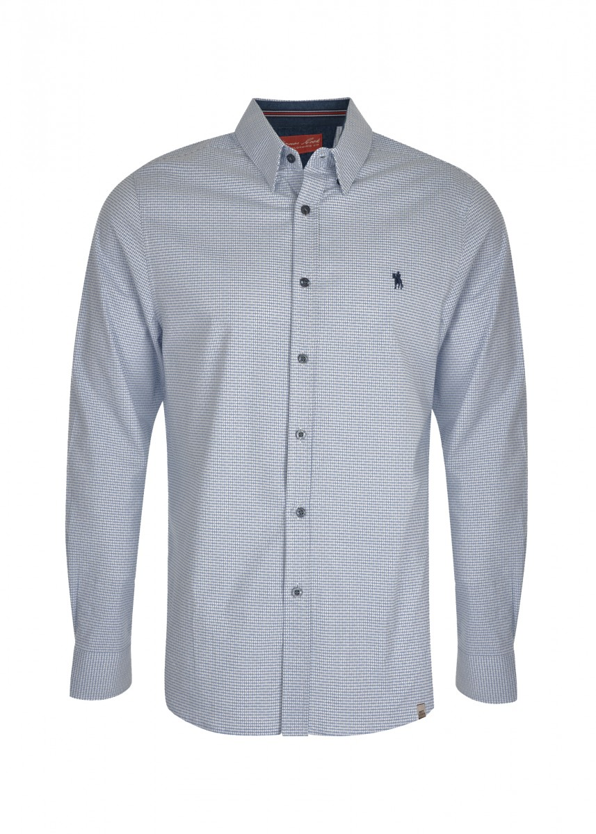 MENS BARANA TAILORED L/S SHIRT