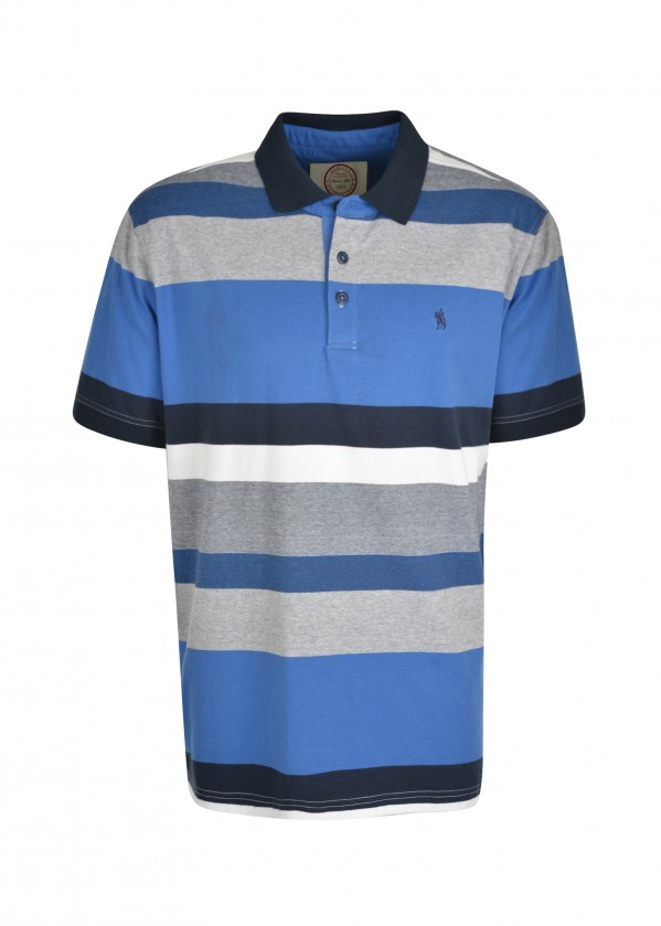 MENS MACKAY S/S POLO