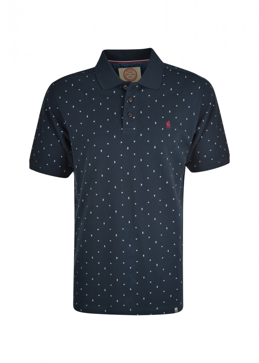 MENS PARKER TAILORED S/S POLO