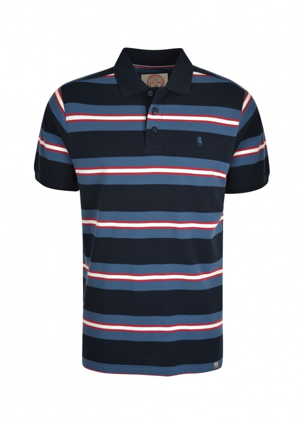 MENS PHILLIP TAILORED S/S POLO