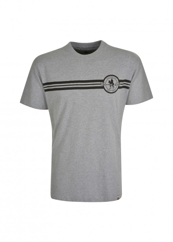 MENS THOMAS STRIPE S/S TEE