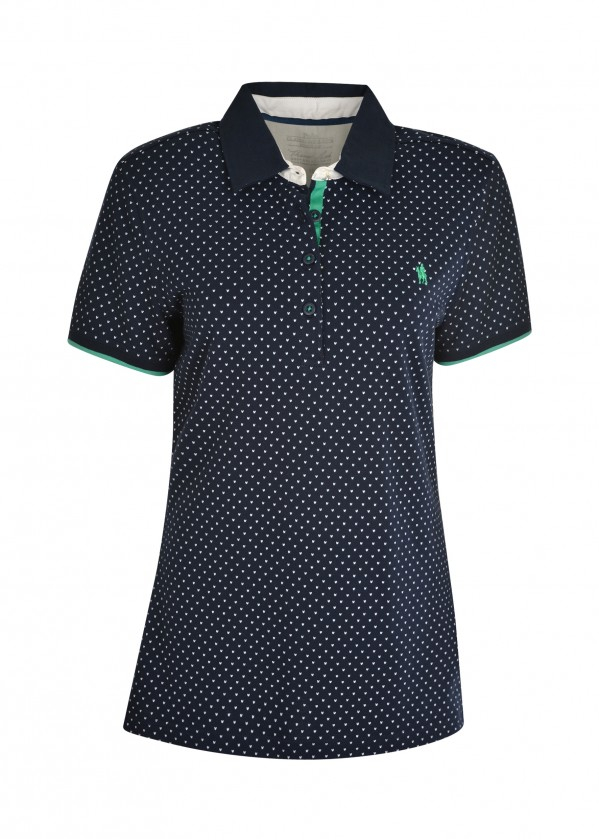 WOMENS PAIGE S/S POLO