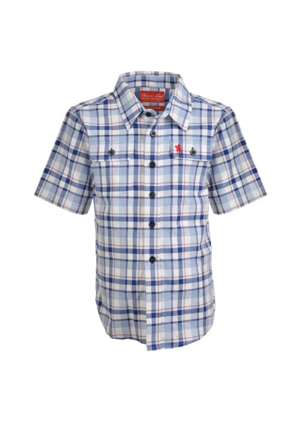 BOYS BARTLEY 2-PKT S/S SHIRT