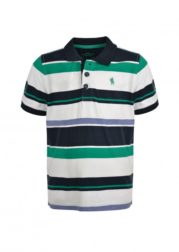 BOYS MATHEWS S/S POLO