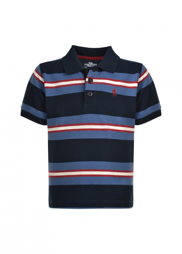 BOYS PHILLIP S/S POLO