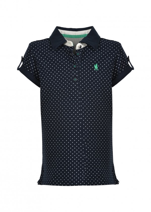 GIRLS PAIGE S/S POLO