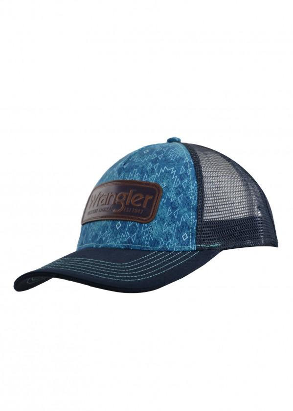 MENS EDWARDS TRUCKER CAP