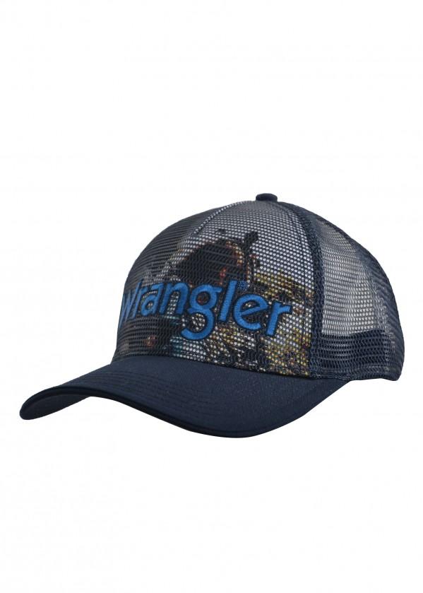MENS RIDER TRUCKER CAP