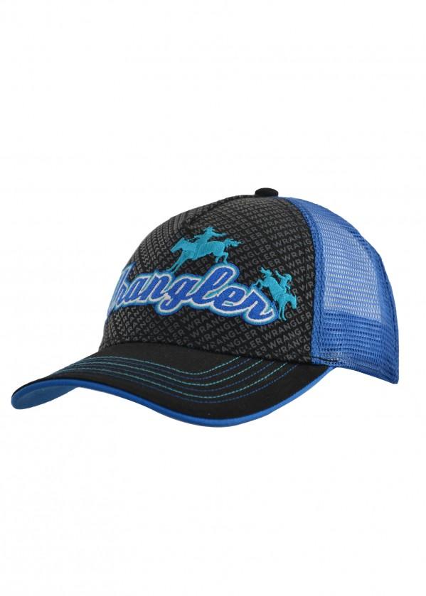 BOYS RODEO TRUCKER CAP