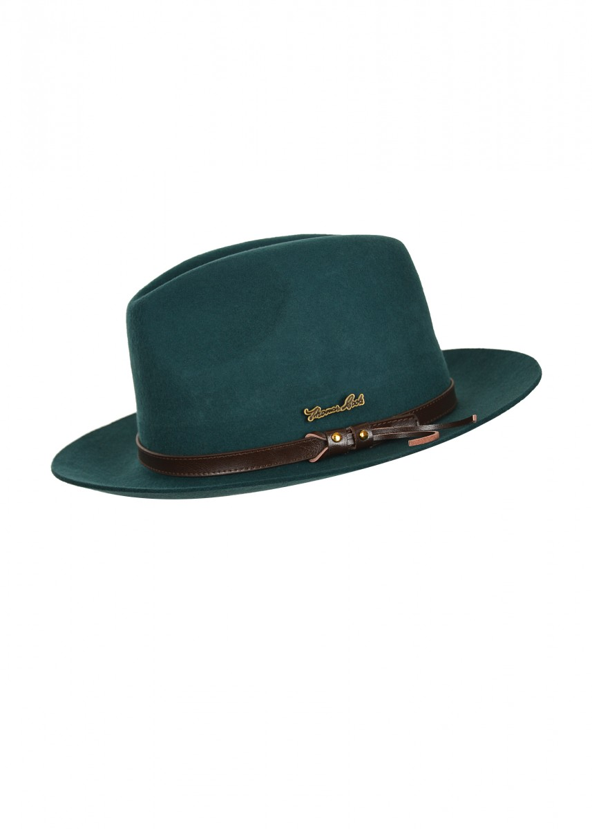 JAGGER WOOL FELT HAT