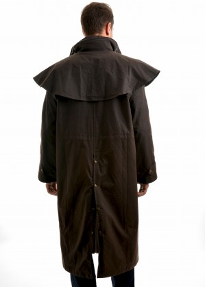HIGH COUNTRY PROFESSIONAL OILSKIN LONG COAT