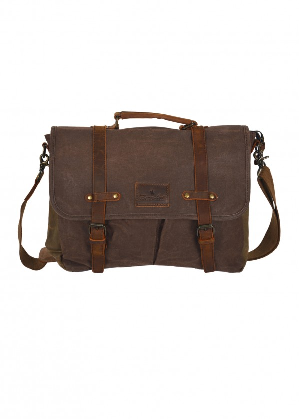 GUNDAROO MESSENGER BAG