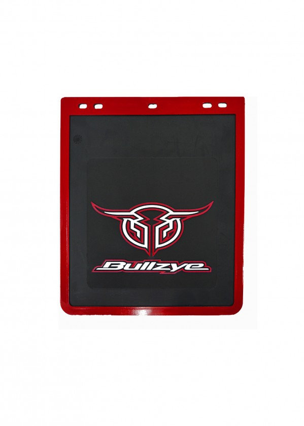 LOGO MUDFLAP SIZE C (Sold Individually As One Unit - Not 1 Pair)
