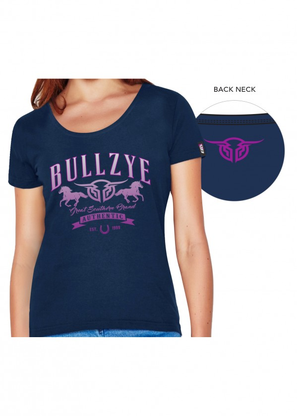 WOMENS GREAT SOUTHERN CREW NECK TEE