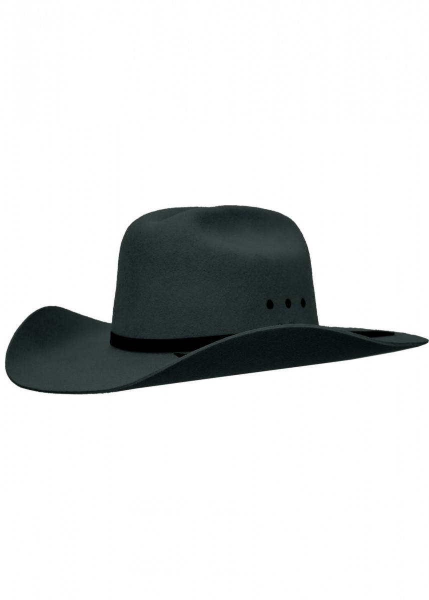 PURE WESTERN TORNADO HAT   *New Colour*