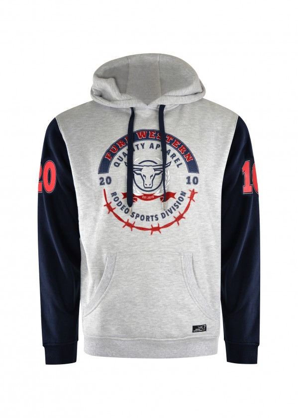 MENS STATTON PULL OVER HOODIE