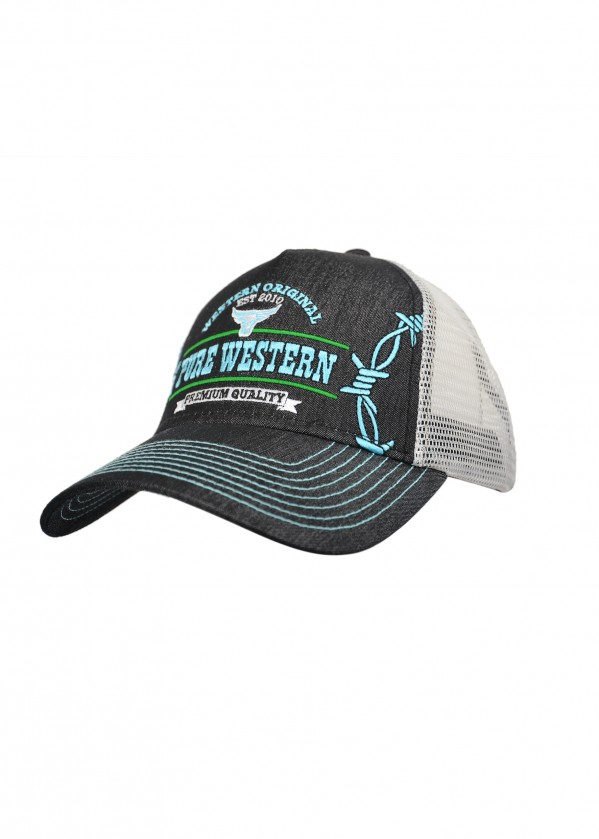 MENS SCOTT TRUCKER CAP