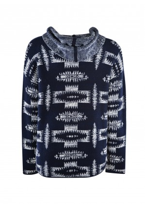 WMNS ALEXANDRA KNITTED PULLOVER