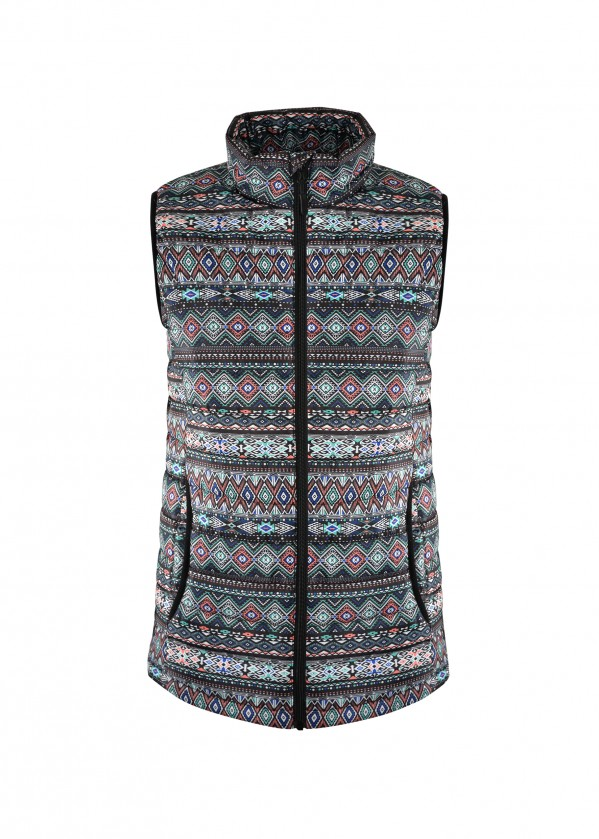 WOMENS JACKIE QUILTED VEST