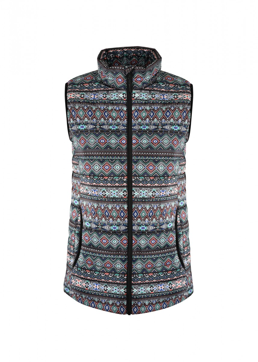 WMNS JACKIE QUILTED VEST