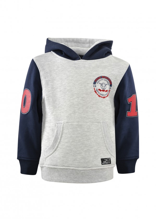 BOYS STATTON PULL OVER HOODIE