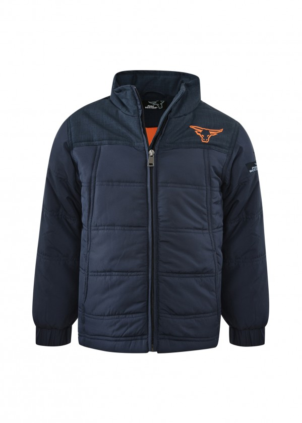 BOYS TUCKER PUFFER JACKET
