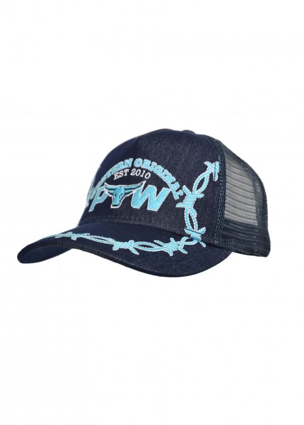 BOYS SCOTT TRUCKER CAP