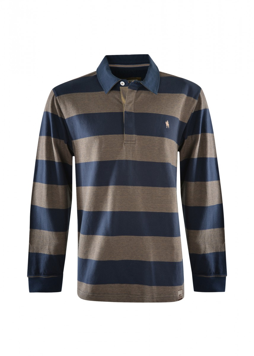 MENS DEAN STRIPE RUGBY