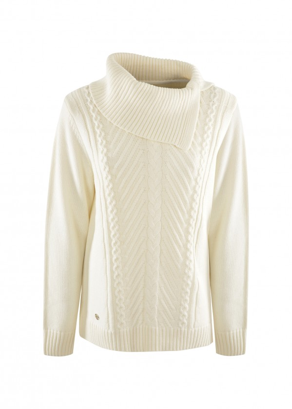 WMNS HEXHAM CABLE JUMPER