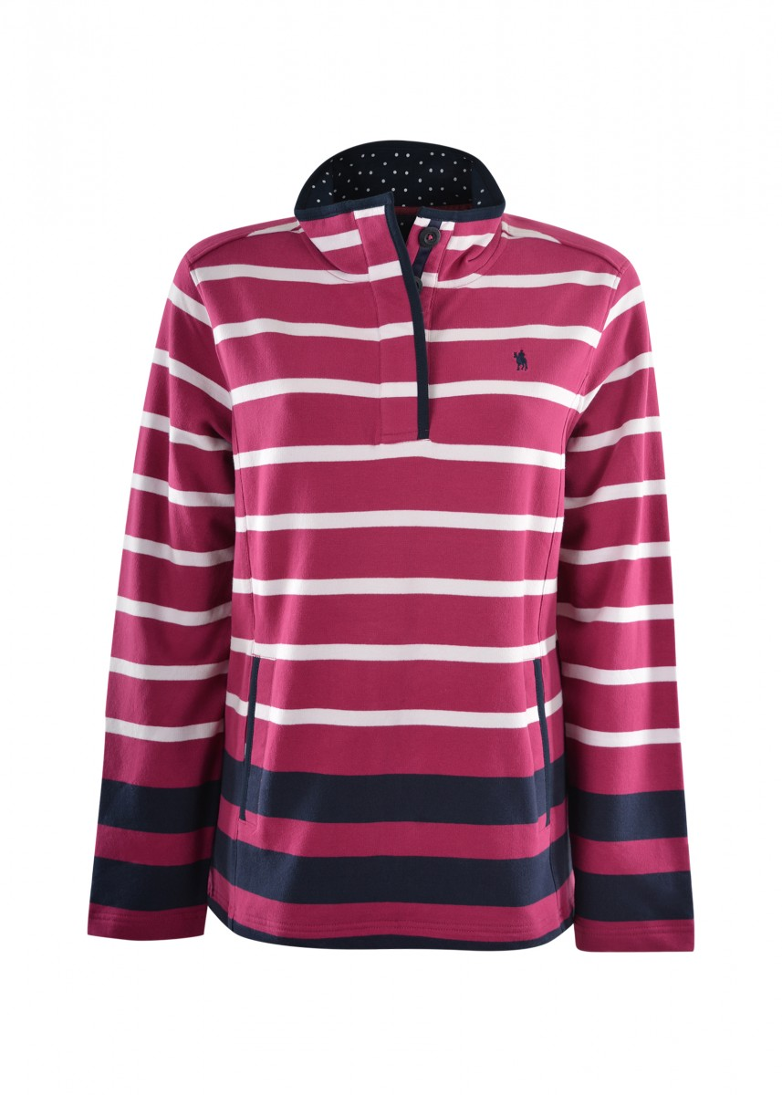 WMNS EPPING STRIPE RUGBY