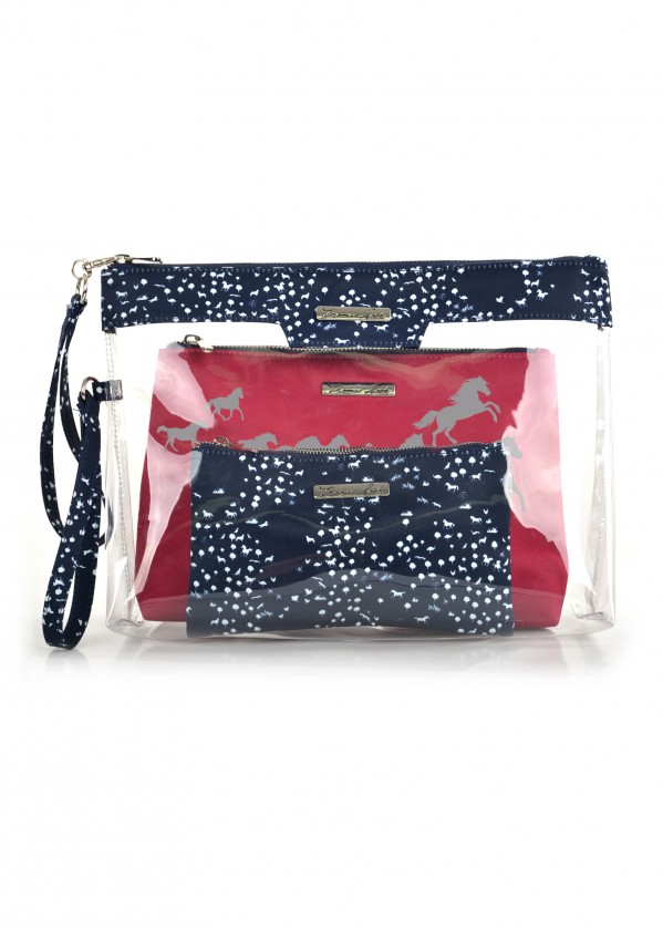 TC COSMETIC BAG (3 IN 1)