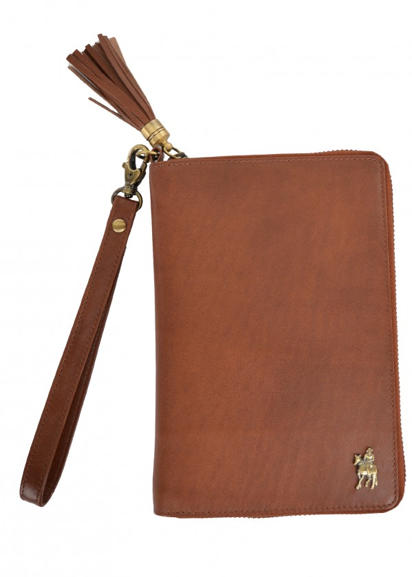 COOTAMUNDRA OVERSIZED ZIP WALLET