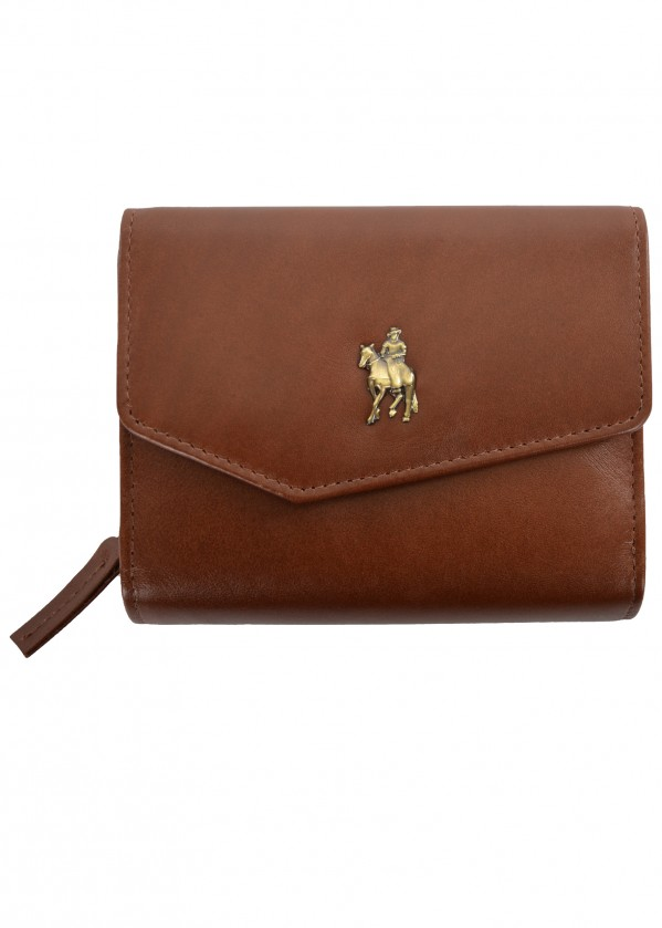 COOTAMUNDRA ZIP & SNAP WALLET SMALL