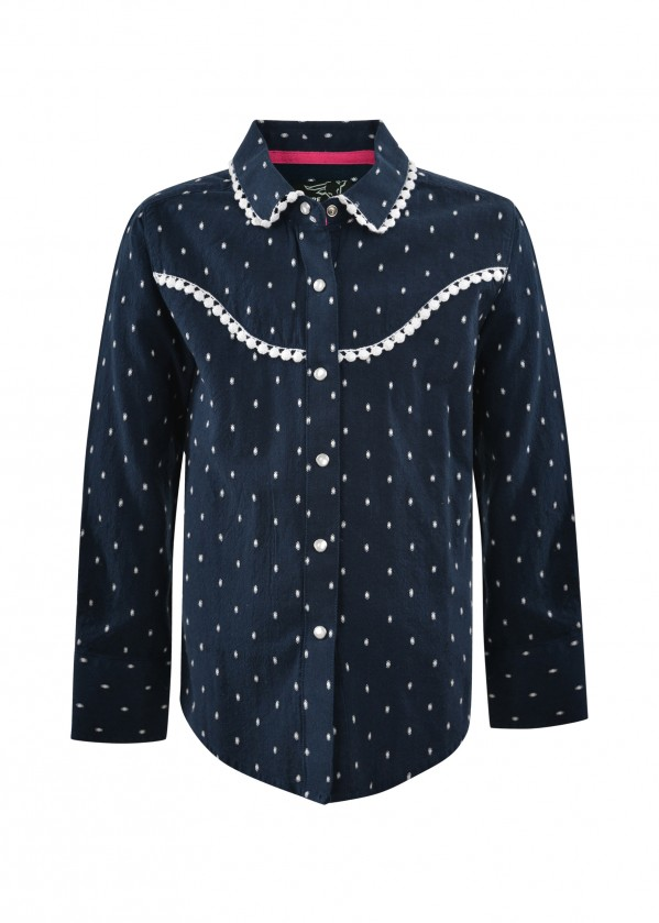 GIRLS YVONNE L/S SHIRT