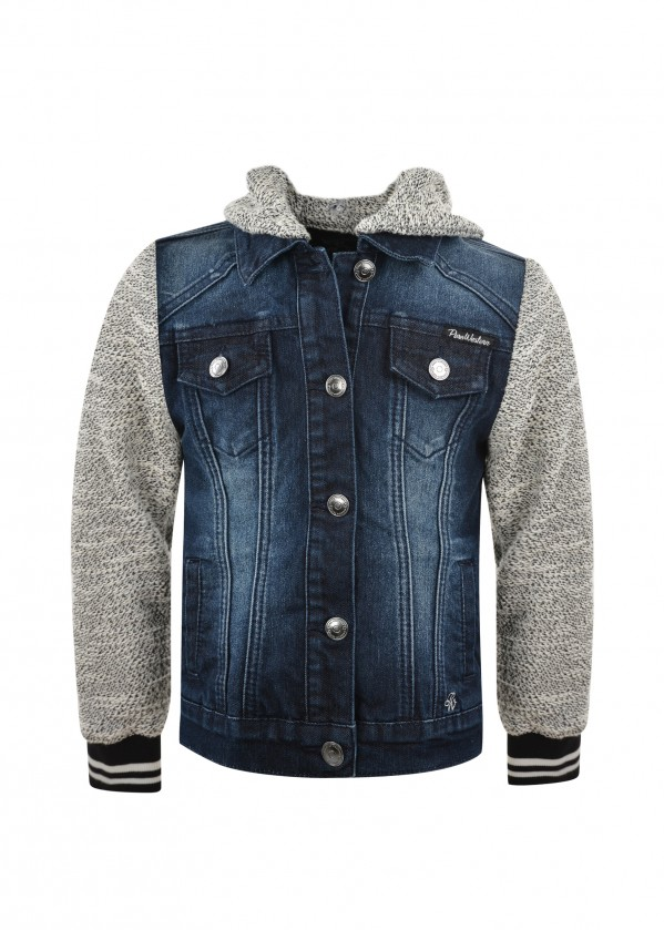 GIRLS ELSA DENIM JACKET